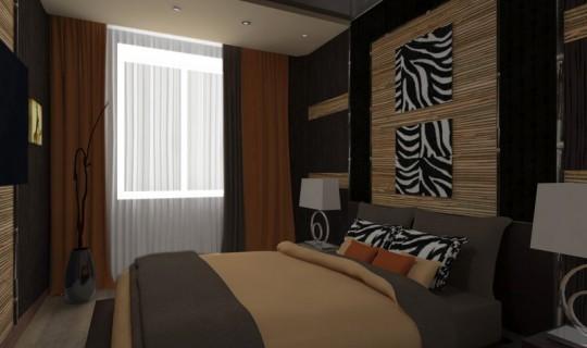 Спальня «Манящая Африка»