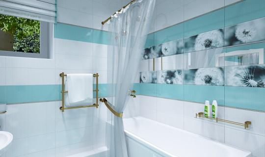 Ванная комната «Нежные одуванчики»