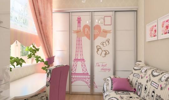 Фантазии о Париже