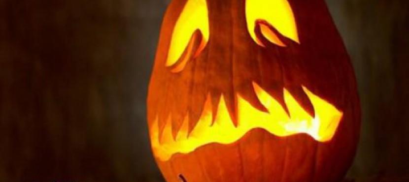Хэллоуин в интерьере