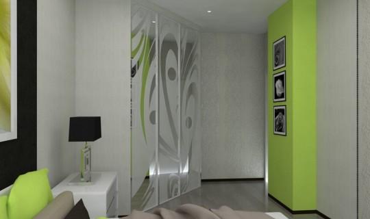 Спальня «Весенняя»