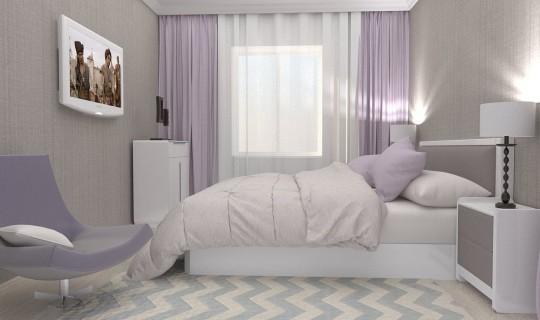 Спальня «Сама нежность»