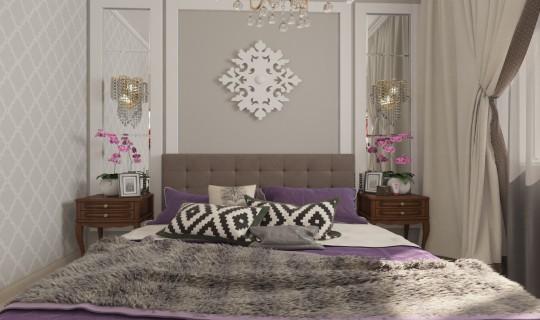 Спальня «Нежность»