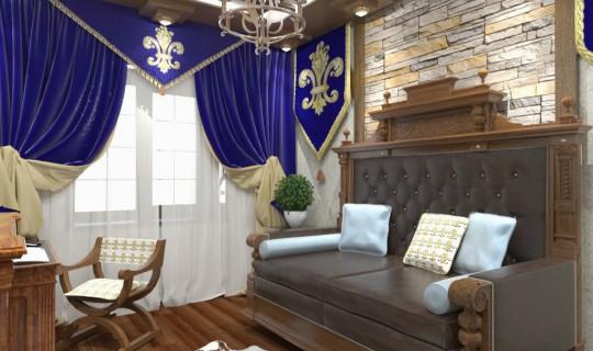 Спальня «Рыцарская»